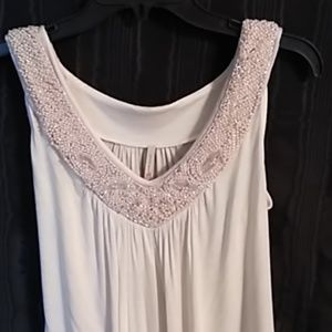 Pearl bedded Top